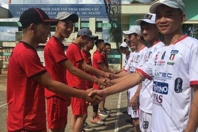 Giải bóng chuyền học sinh mùa tri ân NGVN 2018 đã khép lại trong nhiều cảm xúc