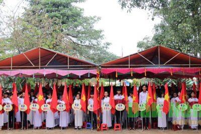 Bài phát biểu của Hiệu trưởng nhà trường trong lễ kỷ niệm ngày Nhà giáo Việt Nam lần thứ 35