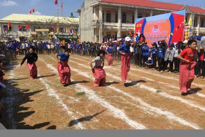 Sôi động và ý nghĩa hội trại kỷ niệm 87 năm thành lập Đoàn TNCS HCM